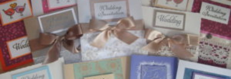 Bespoke Wedding Cards by Alice